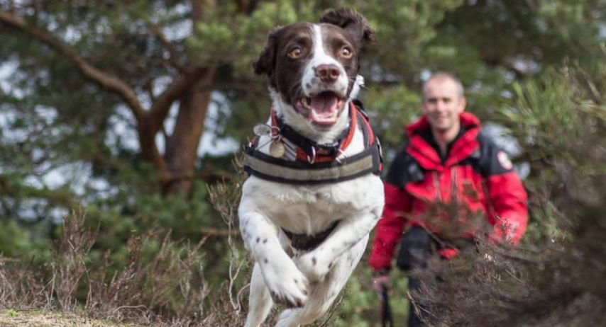 Natural Instinct Partners with Oxfordshire Lowland Search & Rescue Charity